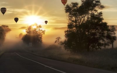 Unsere Träume können wir erst dann verwirklichen, wenn wir uns entscheiden, daraus zu erwachen!